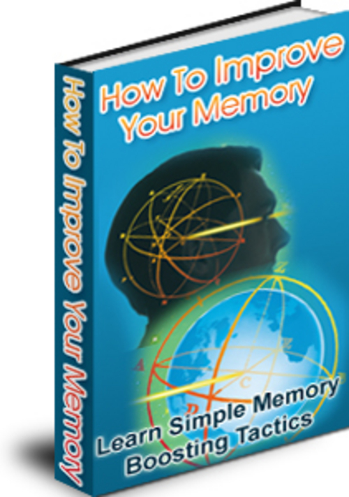 Product picture How to Improve your Brain Memory with PLR(Public Label Righ)