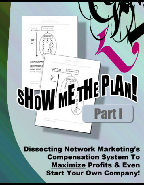 Product picture Show Me The Plan! - Part 1 with PLR/MRR Rights